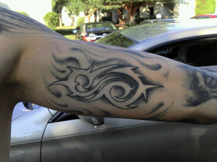Dedication: Band tattoos (3/3)