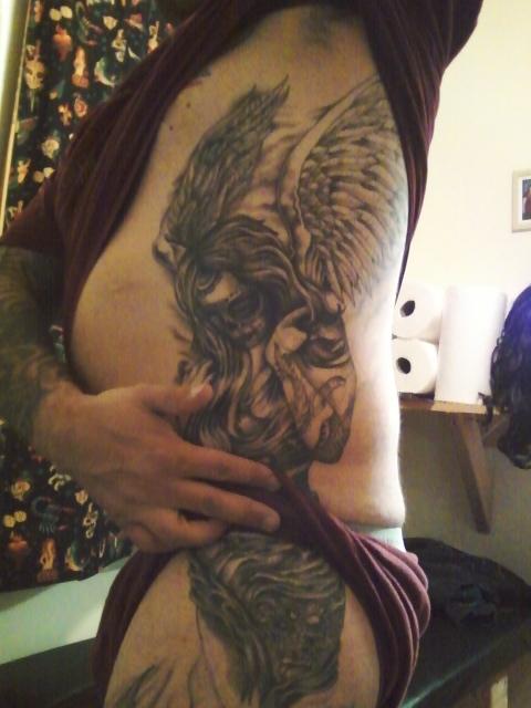 Tattoos by Tattoo Artist William Trask (1/3)