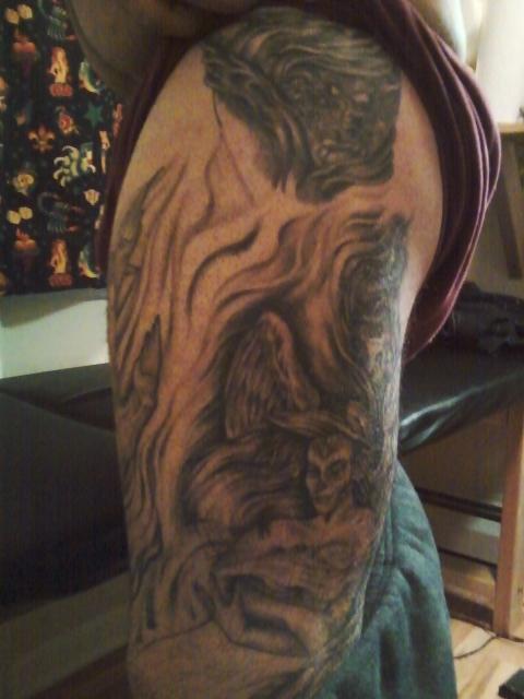 Tattoos by Tattoo Artist William Trask (2/3)