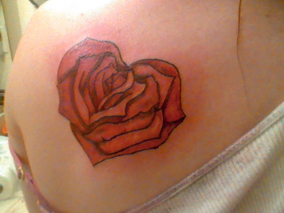 Get rid of the pain: tattoos for moving on (2/4)