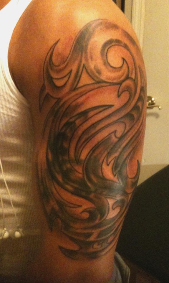 Arm Tattoos (1/4)