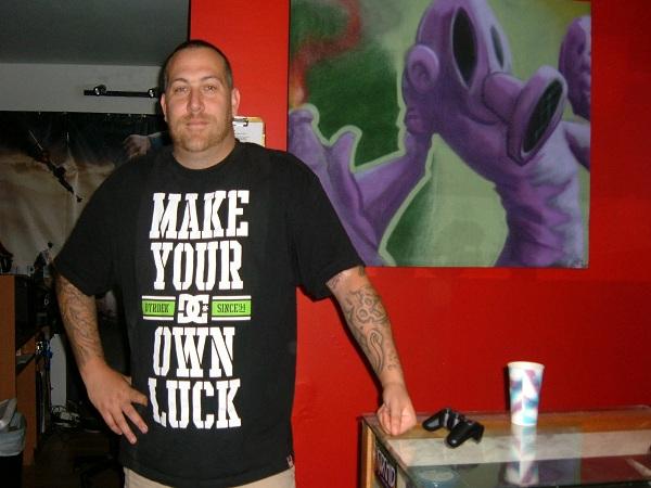 Traveling Tattoo Artists: Sinful Art Tattoo (1/3)