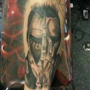 Pete Delia Tattoo