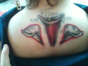 Dave Azma Knauer Tattoo